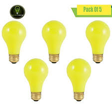 60 watt 120 volt light bulb perlite lighting pack of 5 60a cy 120 60 watt a19 party bulb