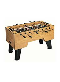 Amazon Foosball Table Great American Foosball Table 1 Man Goalie Champion Foosball Tables