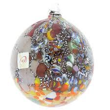 tree ornaments murano glass murano glass jewelry