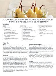 dean deluca thanksgiving 2014 recipe guide thanksgiving