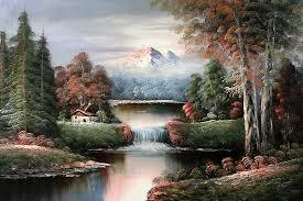 classic landscape of i cafieri pinturas paisajes pinterest