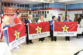 County Flags Fallen Comrades Honored Custer County Chronicle
