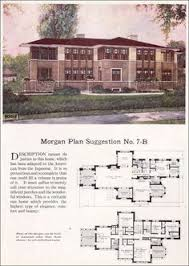 Vintage Farmhouse Plans This Is The Morgan Plan From 1923 And I Love It I So Was Born