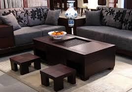 oriental coffee table zen living room inspiration furniture