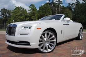 roll royce dawn black 2016 rolls royce dawn in the woodlands united states for sale on