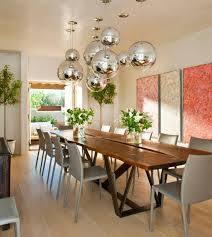 dining room creative table and interesting decorations for