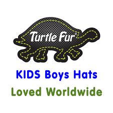 turtle fur kids boys monster truck fleece lined pom beanie ebay
