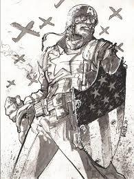 captain america wwii by joelgomez on deviantart