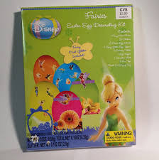Easter Egg Decorating Kits For Toddlers by Amazon Com Disney Easter Egg Decorating Kit Fairies Dessert