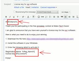 Excel Mail Merge Template How To Send A Mail Merge In Gmail