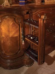 Michael Amini Bedroom by Amini Aico Cortina King Sleigh Bedroom Collection