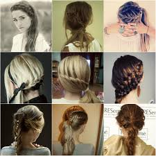 pretty braided hairstyles for girls