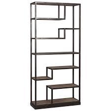 Steel Frame Bookcase Best 25 Metal Bookcase Ideas On Pinterest Bookcase Makeover