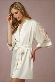 Best Lingerie For Wedding Night 24 Gorgeous Getting Ready Bridal Robes You And Your Girls Will