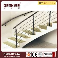 Handrail Systems Suppliers Stainless Steel Stair Railing System Stainless Steel Stair