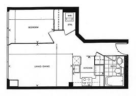 Metropolitan Condo Floor Plan Julia Agawin 36 Blue Jays Way Suite 629 Sold