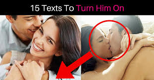Get Him In The Mood With These    Super Sexy Text Messages