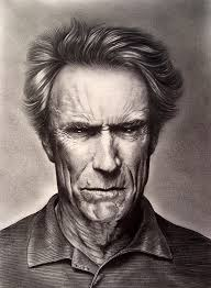 eastwood drawing by enric bug