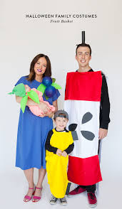 Family Halloween Costumes Ideas by Halloween Family Costume Fruit Basket Halloween Pinterest