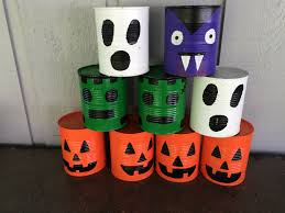 Halloween Craft Pictures by Halloween Craft Carnival Cans Creative Solutions By Julie