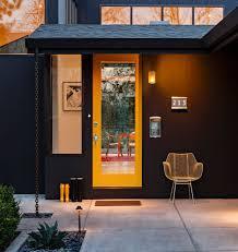 mid century modern front doors doors garage ideas