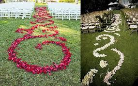 petal aisle runner flower petal wedding aisle runner design groom sold separately