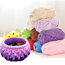 online shop 2pcs woolen yarn diy knitting wool for rugs woven