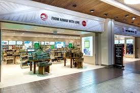 Department Of Interior Gift Shop Daniel K Inouye International Airport Shops U0026 Restaurants