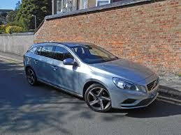volvo v60 r design lux nav used vehicle by truro motor company truro