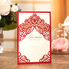 Red Wedding Decorations Aliexpress Com Buy 10 Pieces Lot New Design Royal Red Wedding