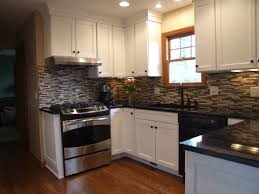 Kitchens White Cabinets Remodeled Kitchens With White Cabinets Home Design Ideas