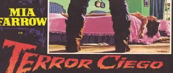 Blind Terror Terror Ciego Carteles De Cine