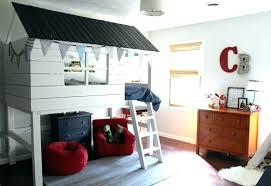 loft home decor loft beds for kids lofted kids beds kids clubhouse loft bed plan