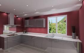 couleur pour une cuisine croquis 3d couleur perspective 3d couleur et visuel 3d couleur