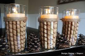 Dollar Cylinder Vases Dollar Store Diy Home Decor Ideas Steampunk Decorations Interior