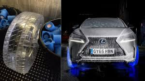 winter tires lexus nx lexus nx drives on ice wheels in london because it can created