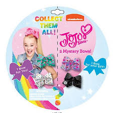 bags with bows on them jojo siwa best friends bows blind bag the entertainer