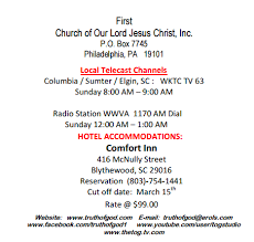 Comfort Inn Blythewood Sc Winnsboro South Carolina The Truth Of God Being Preached By