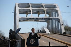 full text of president obama u0027s u0027bloody sunday u0027 speech in selma time