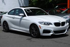 2 series bmw coupe 2016 used bmw 2 series m235i sport coupe loaded options at
