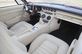 maserati ghibli interior maserati ghibli am115 49 ss 1969