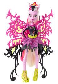 amazon com monster high freaky fusion siren von boo doll toys