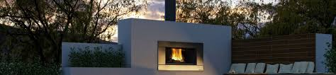 escea ew5000 outdoor wood fire stoke fireplace studio