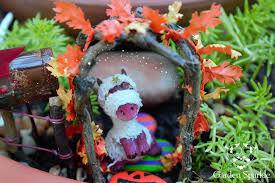 Fairy Garden Ideas by Halloween Fairy Garden Mini Halloween Ideas Fairy Halloween