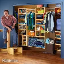how to build a closet organizer system best 25 diy ideas on