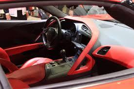 Custom Corvette Interior 2015 Corvette Stingray Gets New Atlantic U0026 Pacific Design Packages
