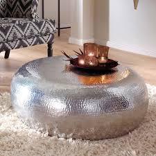 Wohnzimmertisch Novel Couchtisch Silber Architektur Couchtisch Aluminium Beistelltisch