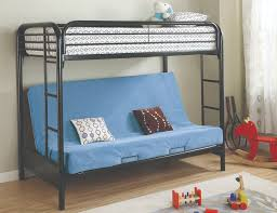 twin over futon metal bunk bed home design ideas