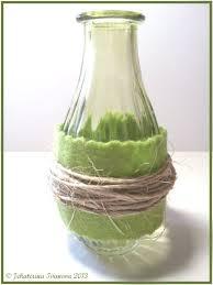 Vase Deco Diy Creative Ideas Tutorial 2 Vase Decoration Using Felt