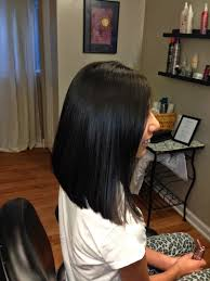 slightly angled long bob long angled bob for thick hair hairstyle for women man